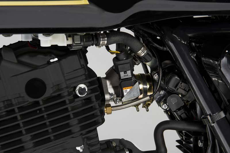 125cc Black Seven<br/>UVP 2.695,-€