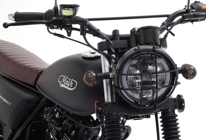 125cc Seventy<br/>UVP 2.499,-€