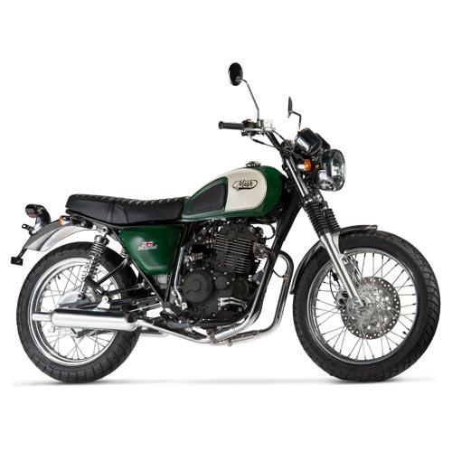 400cc Five Hundred<br/>UVP 4.199,-€