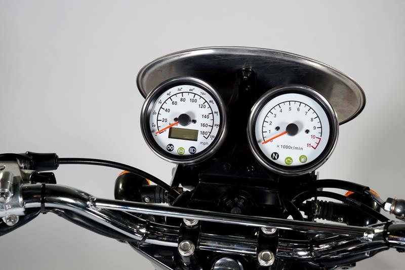 400cc Scrambler<br/>UVP 4.895,-€