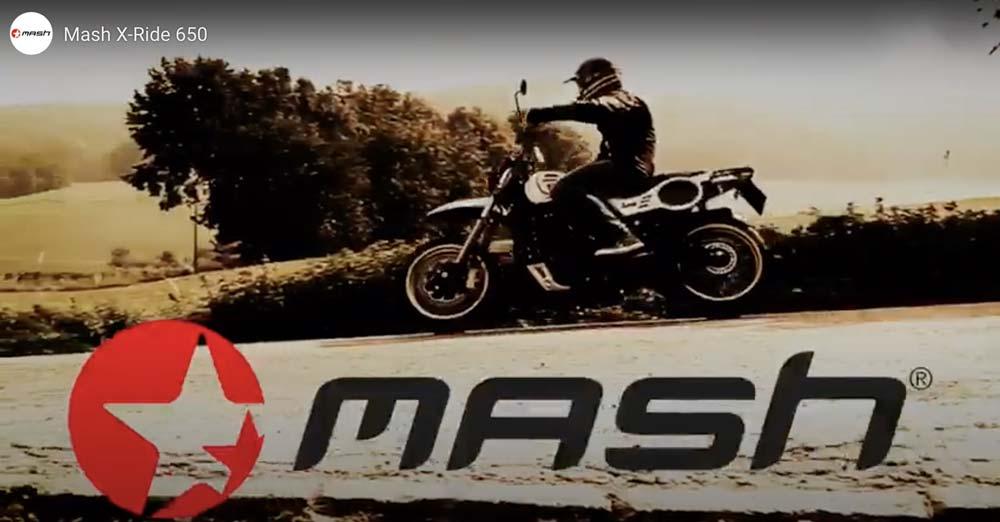 Erste Fahrberichte der MASH X-Ride 650