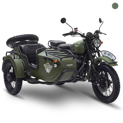 400cc TT40 Cafe Racer<br/>UVP 3.995,-€