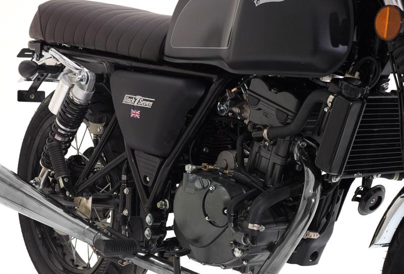 125cc Black Seven<br/> UVP 3.599,-€