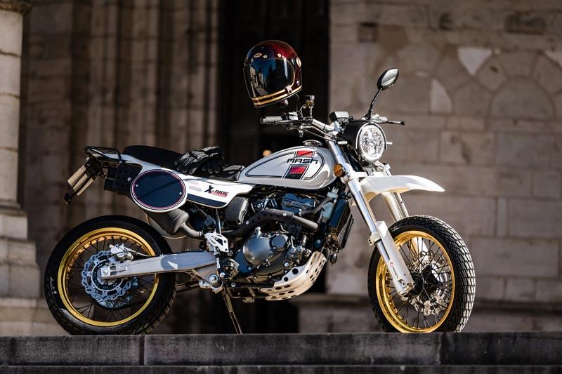 125cc X-Ride <br/>UVP 3.799,-€