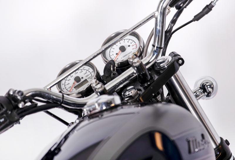 650cc Six Hundred Classic<br/> UVP 5.299,-€