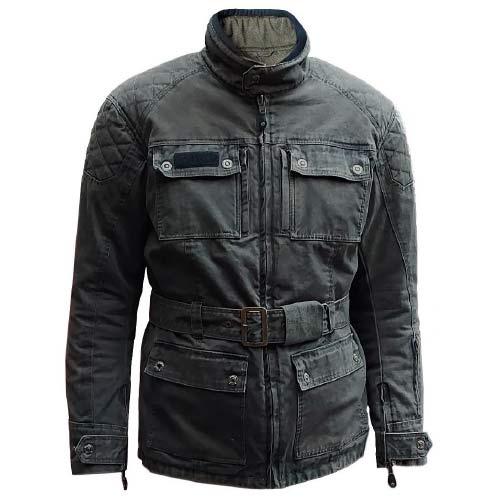 Men's Canvas Jacket - Taupe & Sand <br/> UVP 219,95€
